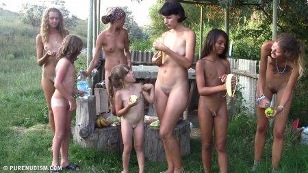 Russkie nudisty/мама дочка нудист фото.